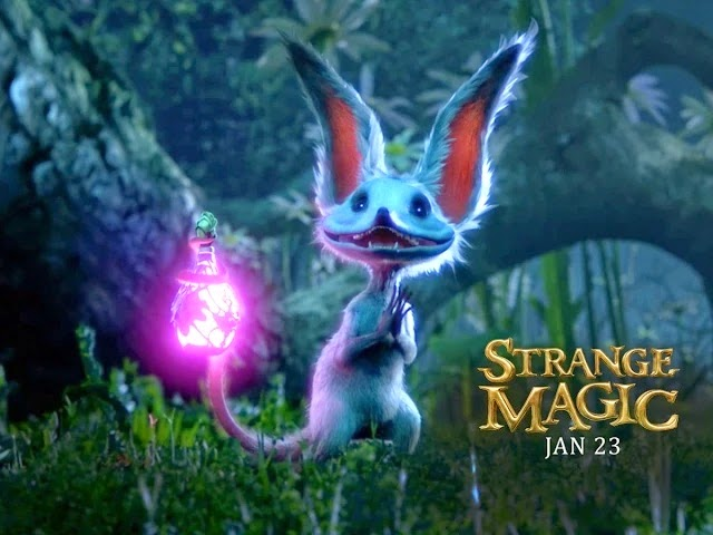 Strange Magic Movie From The Mind Of George Lucas