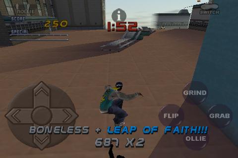 Ny Hawk Pro Skater