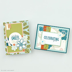 Floral Celebration: August Stamp of the Month