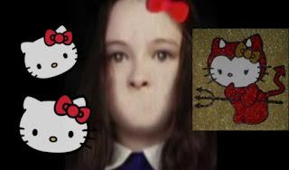 Fakta mengerikan dari Hello Kitty