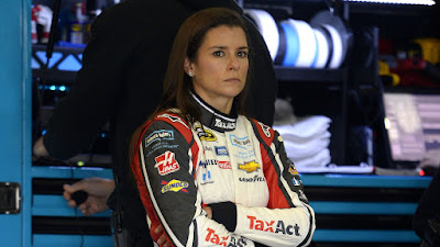 In April, Danica Patrick expressed confusion as to what comments / actions could result in a monetary punishment by the ruling body.#nascar