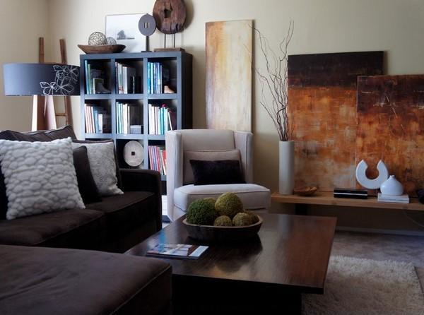 Desain Kursi Cantik Ruang Tamu