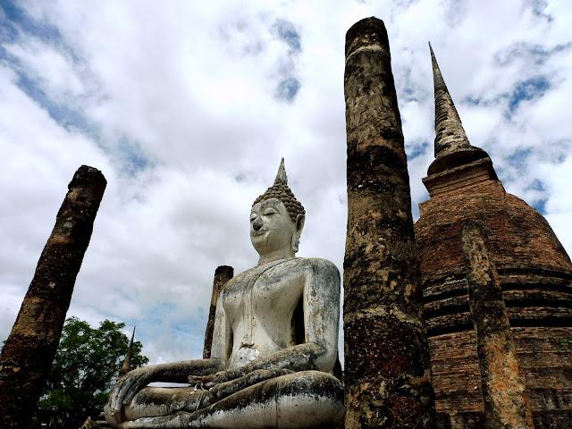 ruinas tailandia