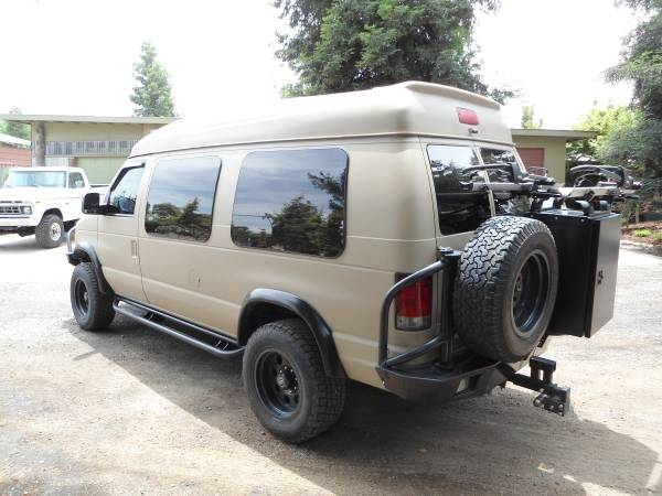 Used Rvs 2004 Ford E250 Conversion For Sale By Owner