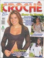 Crochet Moda y Patrones.Revista