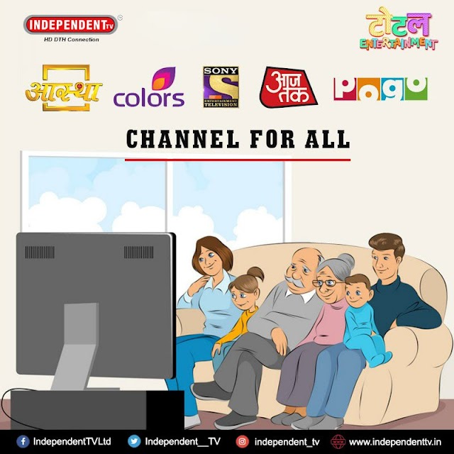 Know; Independent TV (DTH) Website & Customer care details