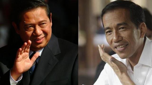 Jokowi Bakal Gagal Jabat Presiden Dua Periode Jika Tidak Tiru Gaya SBY