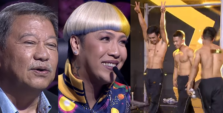 Bardilleranz gets first Golden Buzzer on Pilipinas Got Talent PGT 2018