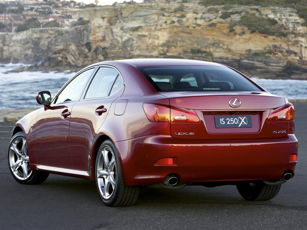 KWS CARS WALLPAPERS: Lexus Is250