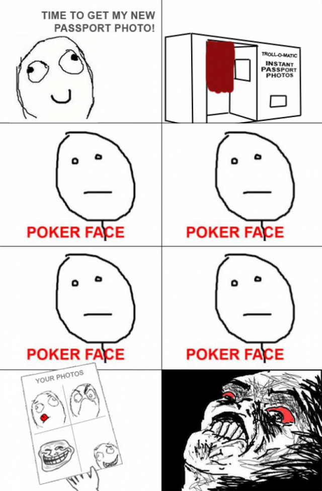 Meme Comic Face