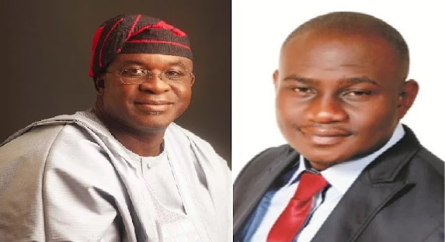 David Mark to Oyegun: Call Daniel Onjeh to order