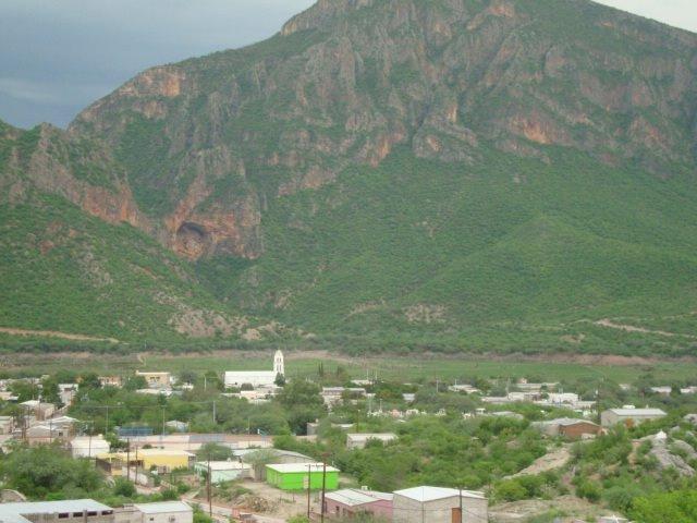 San Pedro de la Cueva: Presa Plutarco Elias Calles (El novillo)