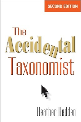 The Accidental Taxonomist book
