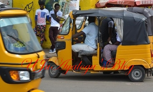 Chaos and Controversy as Keke Napep Riders Shut Down Owerri...You Won't Believe Why