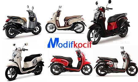 Gambar Harga Honda Scoopy