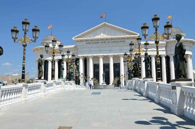 Mehr Ausländische Touristen besuchten Mazedonien - Skopje bleibt Touristenhochburg