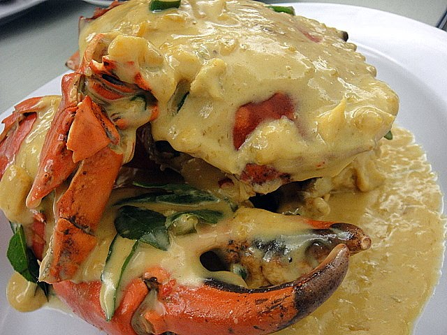 Creamy Butter Crab Recipe