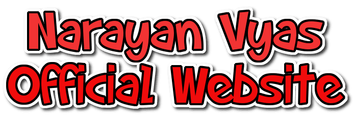 Narayan Vyas - Official Website