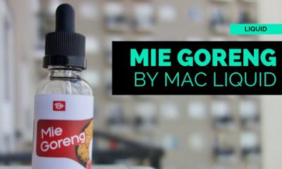 Review Liquid Lokal Mie Goreng Rasa Unik