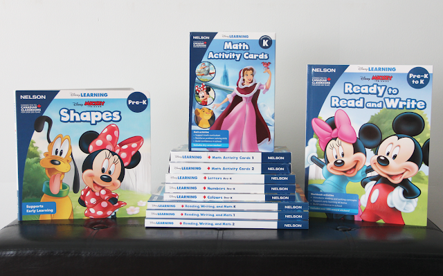 NELSON's Disney Learning Products