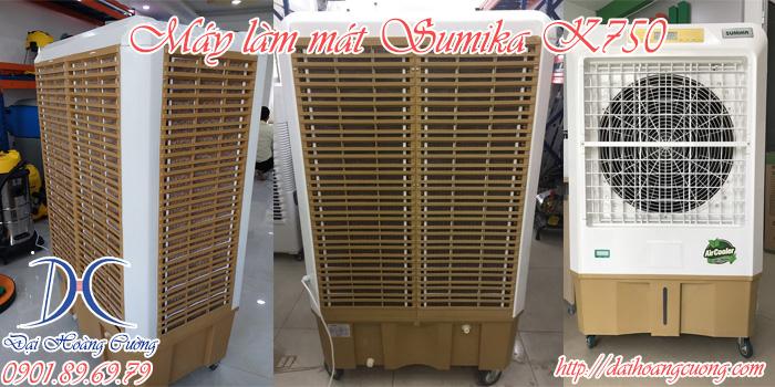 Máy làm mát cho nhà xưởng Sumika K750 sự lựa chọn số 1 cho nhà xưởng hiện nay.
