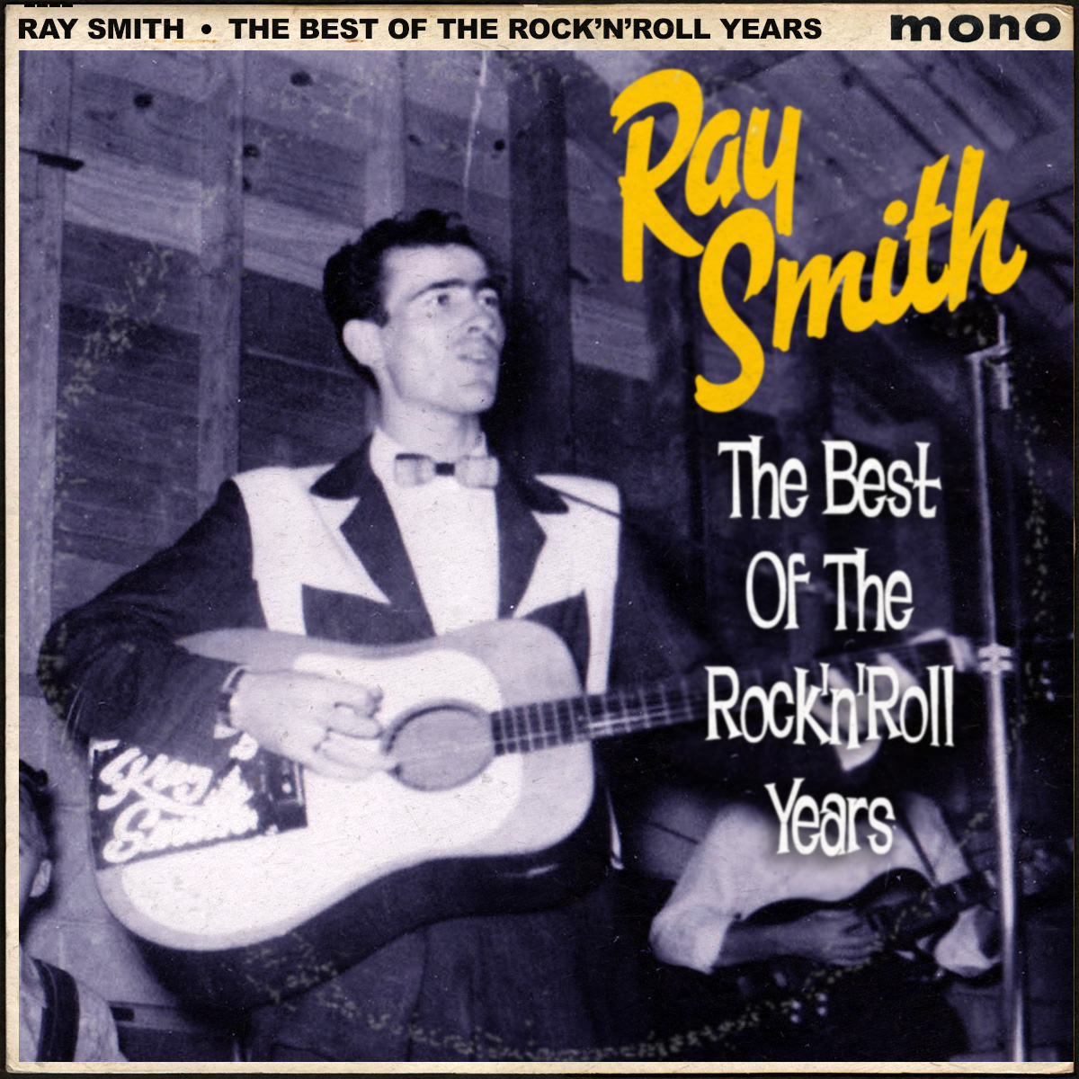 Ray Smith Let Yourself Go Johnny The Hummer