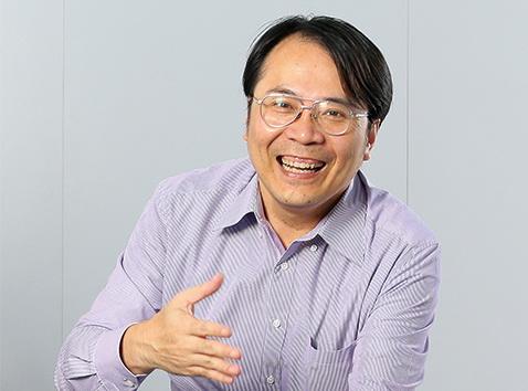 簡立峰:服務思維決定台灣硬體未來