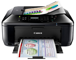 too simplicity to your menage business office all inwards the advert of increased production Canon PIXMA MX432 Drivers Download
