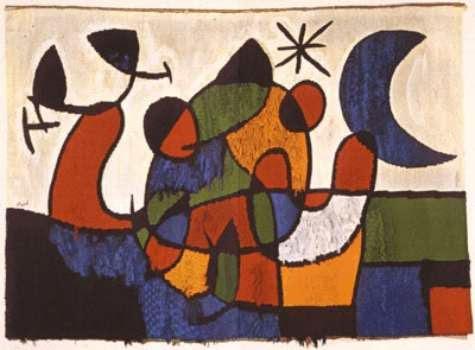 Tapeçarias Tarragona - Miró, Joan e suas principais pinturas