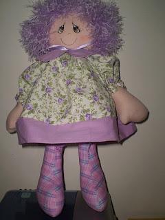 mirela2 - Boneca Mirela