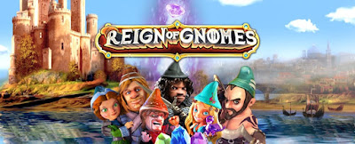 Reign of Gnomes slot game