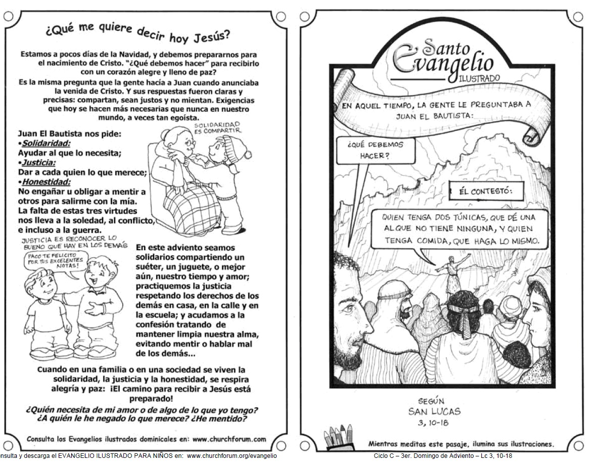 La Los Dios Ley Sacramentos 7 De De