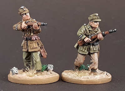 28mm Offensive Miniatures DAK