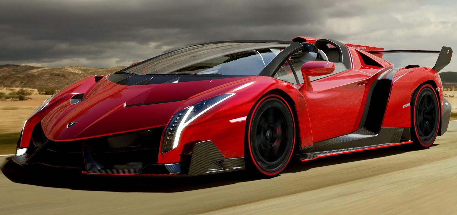 Spesifikasi Dan Keunggulan Lamborghini Veneno Roadster Spesifikasi