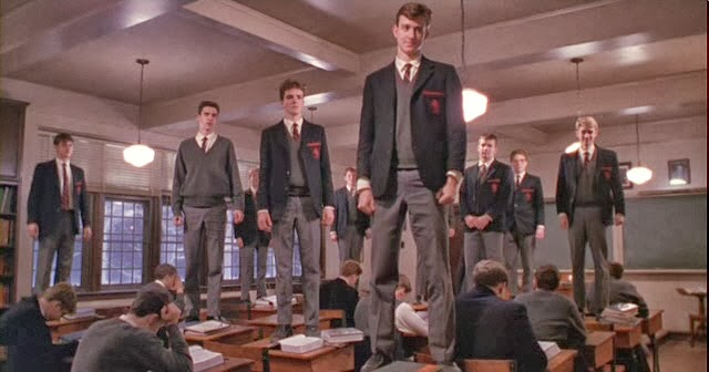 Learn Online Rebellious Youth Dead Poets Society 1989