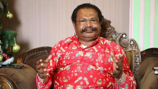 Tokoh Papua Kritik Gubernur Lukas yang Minta TNI-Polri Tinggalkan Nduga