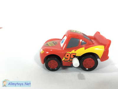 Mc Queen Car Wind Up Toy 1
