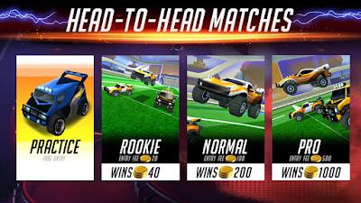 Rocketball: Championship Cup v1.1.1 MOD APK Android