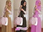 Gamis Shireen Set GC2870 SOLD OUT