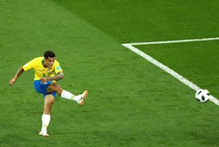 Seleção brasileira decepciona em estréia morna com empate contra a Suíça