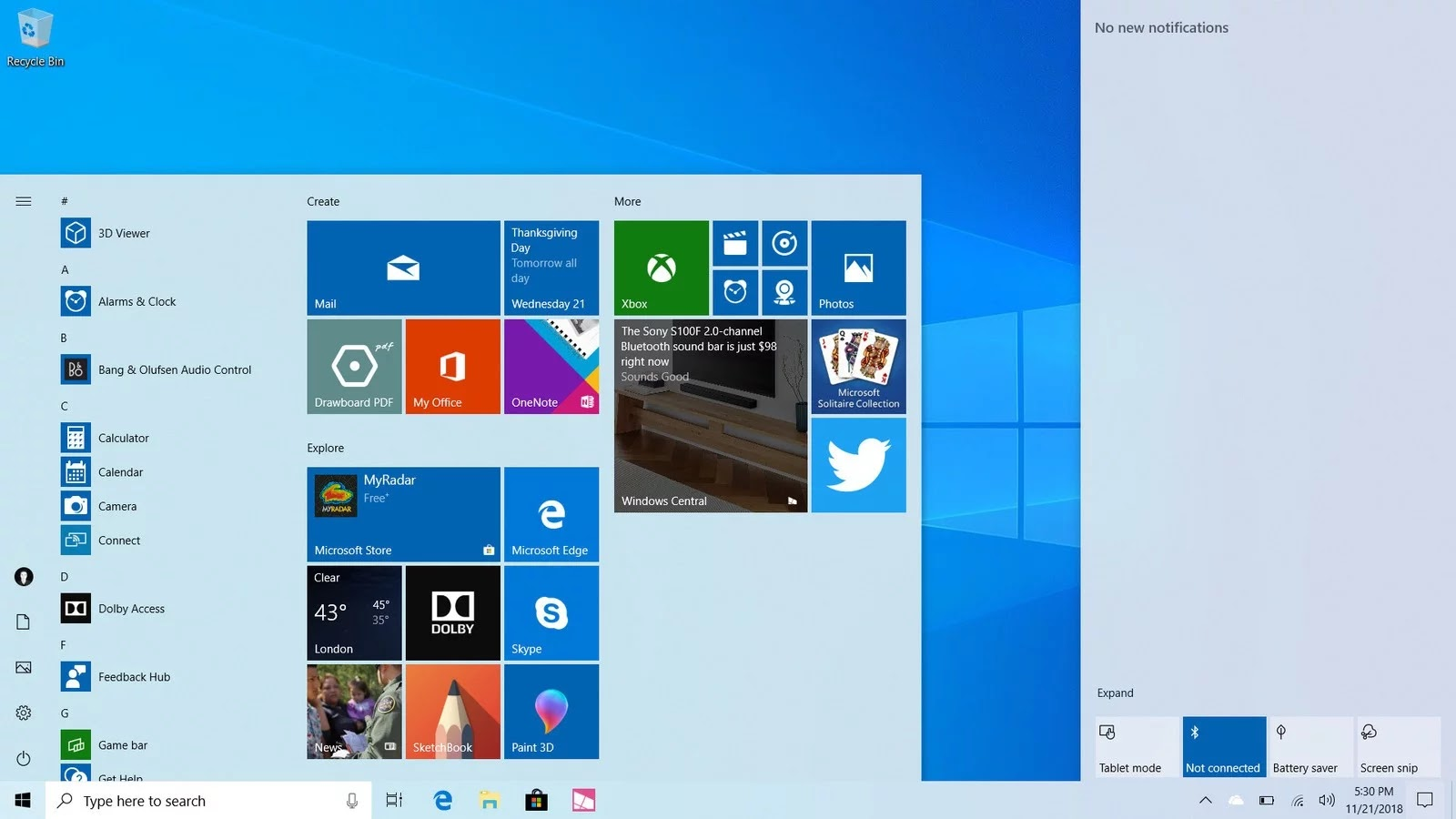 microsoft windows 10 pro operating system free download