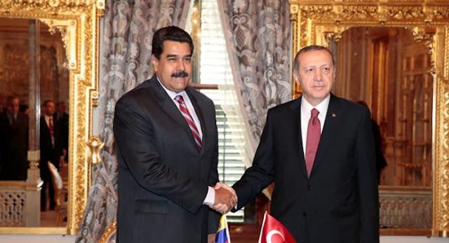 """Turquía se convierte en el """"oasis"""" de chavistas con sanciones en EEUU"""