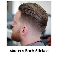 Modern Back Slicked