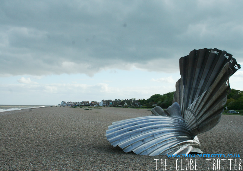The Scallop Aldeburgh