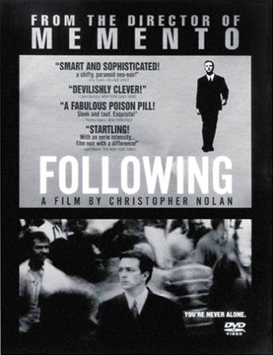 Ver Following (1998) Online