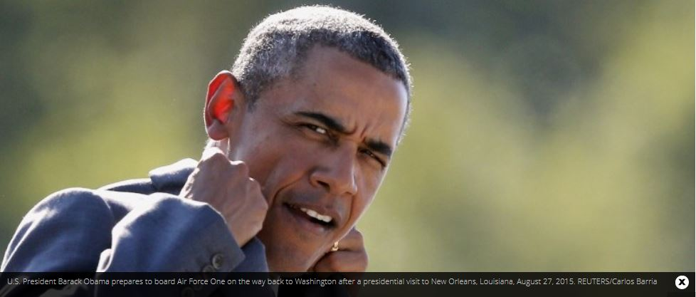 Barack Obama. Photo: The Daily Caller