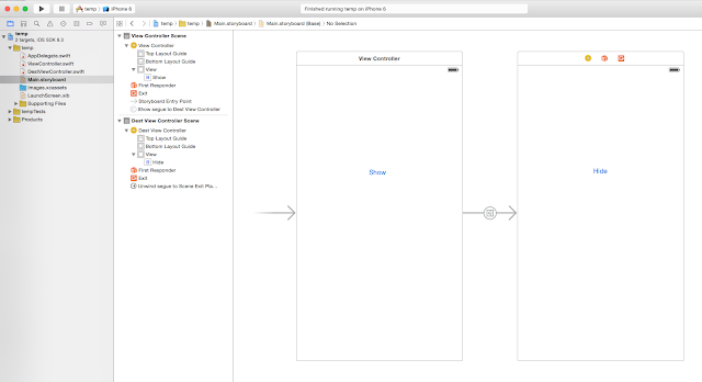 iOS8 & Swift Tutorials: Swift iOS8 Map with Custom