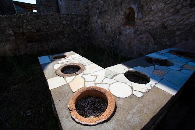 Termopoli-Scavi di Pompei