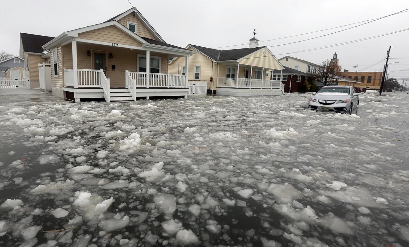 School Delays Boston Weather Flooding Destructive Storm Friday Closings