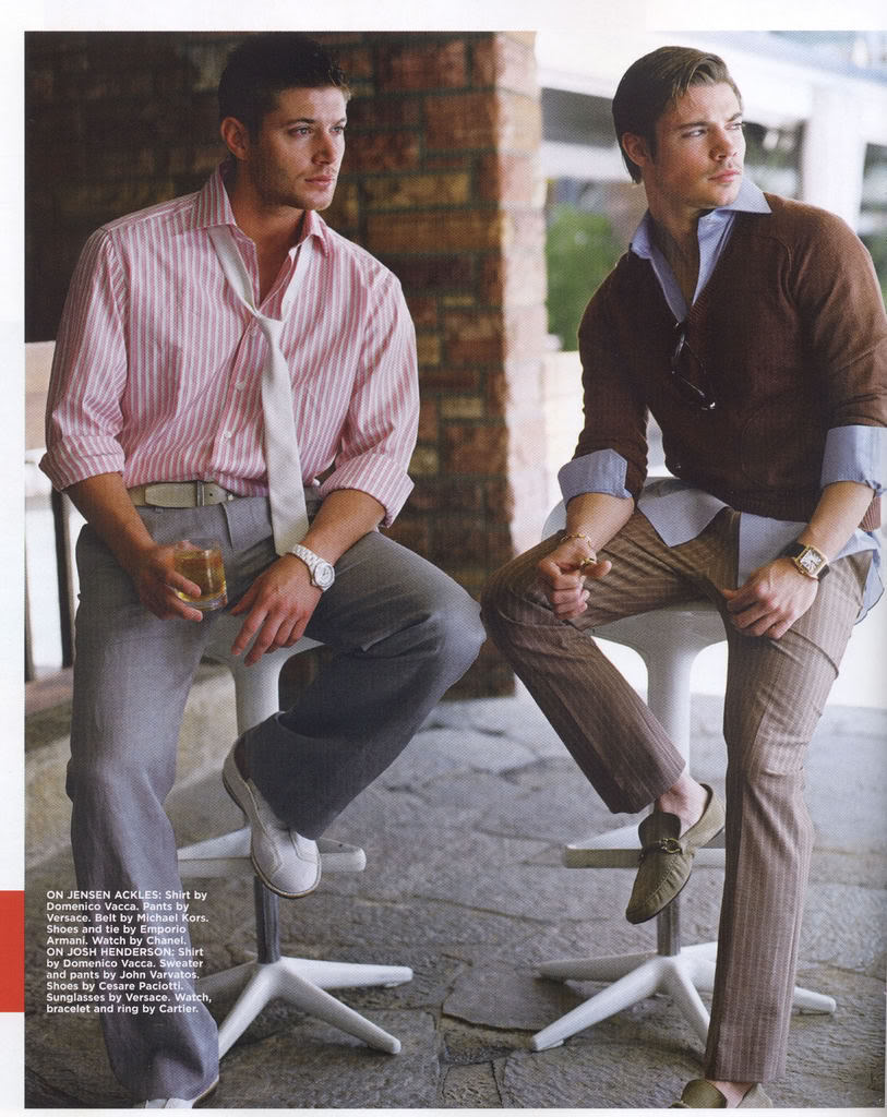 Jensen Ackles Größe